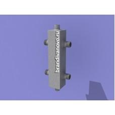 Гидравлический разделитель (гидравлическая стрелка) ИСКАНДЕР ГС-30 (20-20)