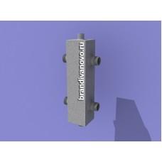 Гидравлический разделитель (гидравлическая стрелка) ИСКАНДЕР ГС-50 (25-25)