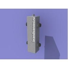 Гидравлический разделитель (гидравлическая стрелка) ИСКАНДЕР ГС-70 (32-32)